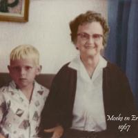 1967 moeke en Erik
