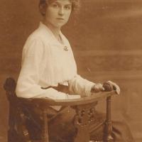 Moeke ± 1918