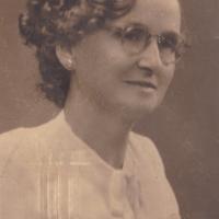 Moeke ± 1935