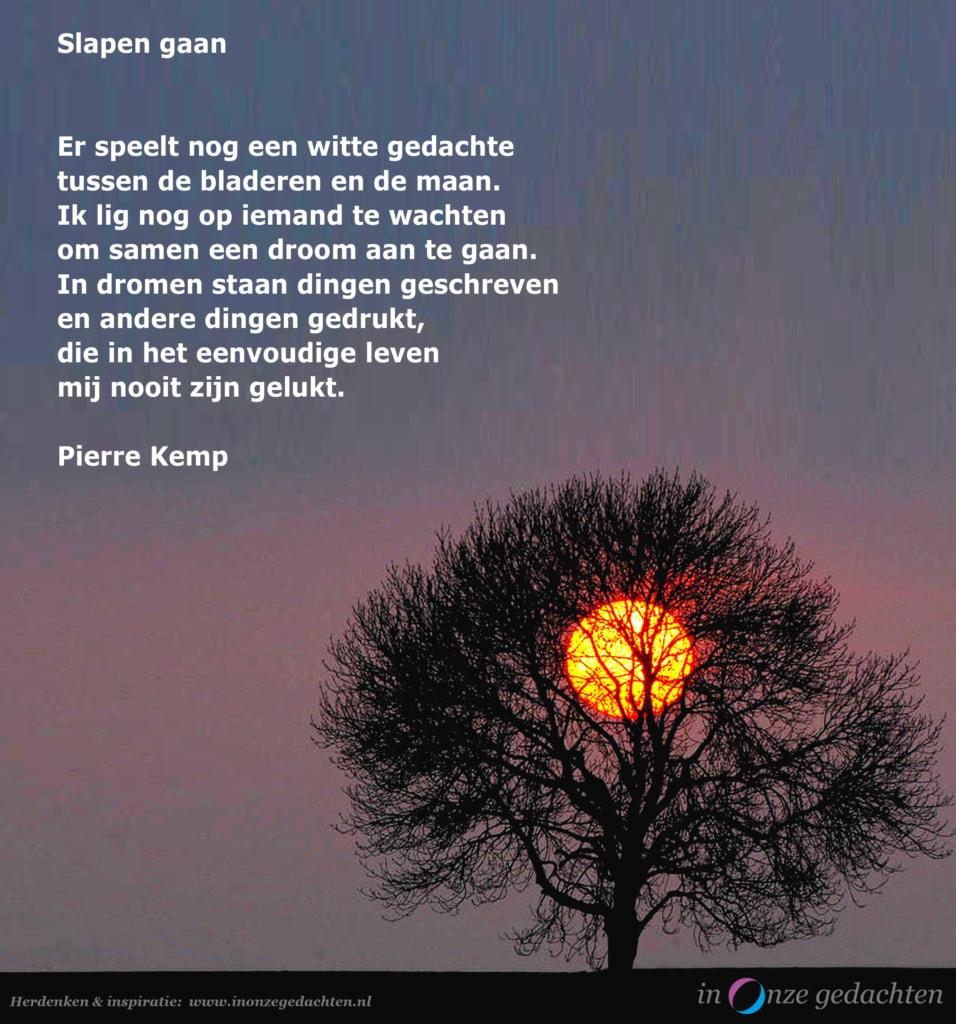 Slapen gaan - Henk Kemp